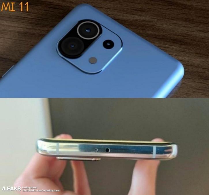 Осторожно, фейки! По Сети разлетелись «живые фото» Xiaomi Mi 11