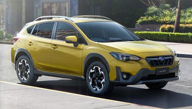 SMARTlife: Знакомьтесь - обновленный Subaru XV, почти гаджет  с вседорожными задатками