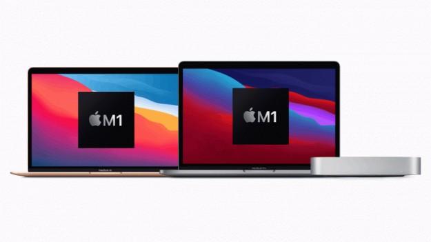 Apple MacBook на новой SoC Apple M1 заняли менее 1% рынка ноутбуков