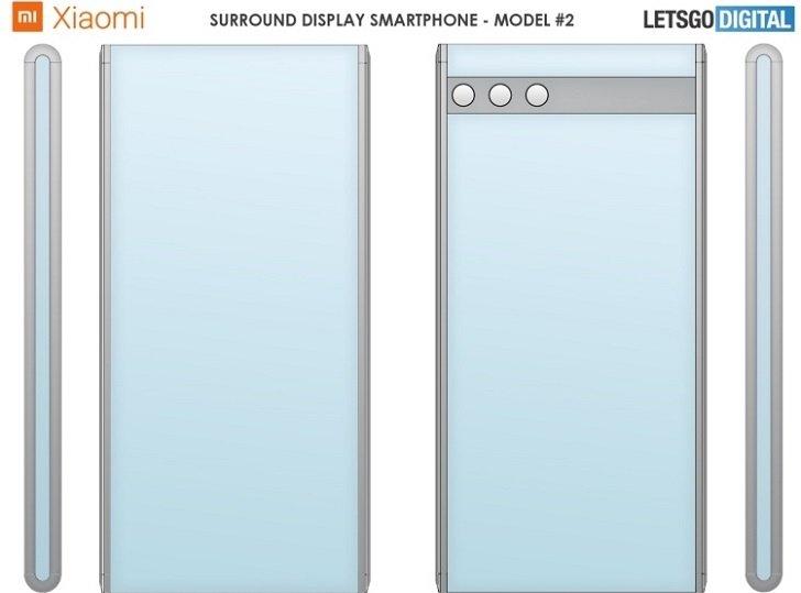 Xiaomi готовит новые смартфон с опоясывающими дисплеями