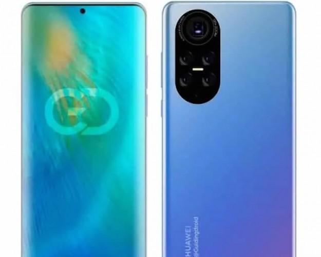 Huawei P50 будет доступен в версиях на Android и Harmony OS