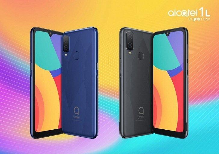 TCL представила три дешёвых смартфона Alcatel на Android 11