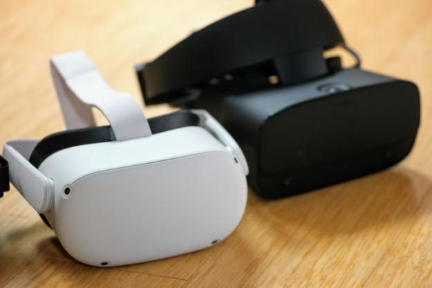 Гарнитуры виртуальной реальности Oculus Quest получат поддержку нескольких аккаунтов
