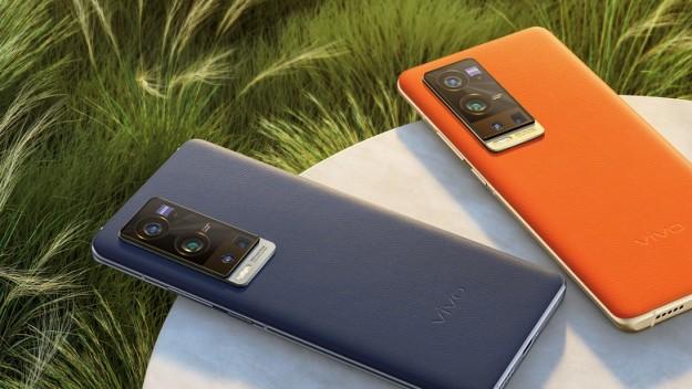 Представлен Vivo X60 Pro+ с Snapdragon 888 и оптикой Zeiss - новый претендент на трон