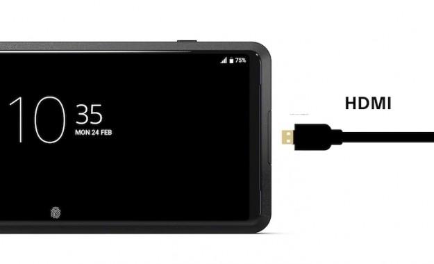 Представленный год назад Sony Xperia Pro как никогда близок к релизу