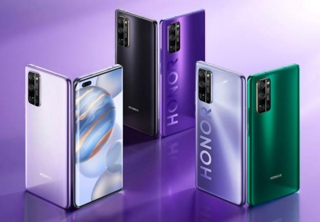 Honor 30 Pro поддерживает зарядку мощностью 66 Вт