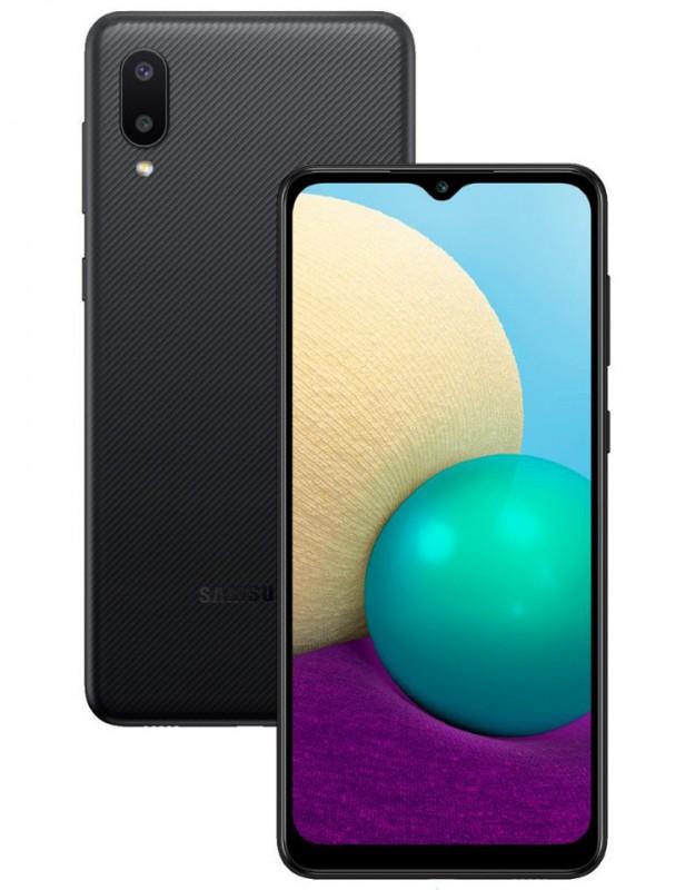 Представлен смартфон Samsung Galaxy A02 (2021) с чипом MediaTek и экраном HD+