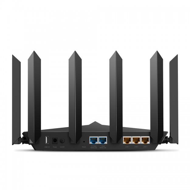 TP-Link Archer AX90: новый 3-диапазонный роутер с поддержкой Wi-Fi 6