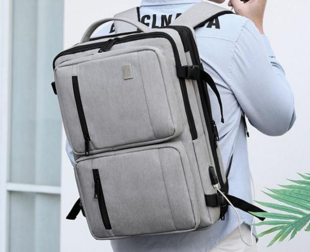 Городские рюкзаки для ноутбука с 15-ти дюймовым экраном - виды, выбор