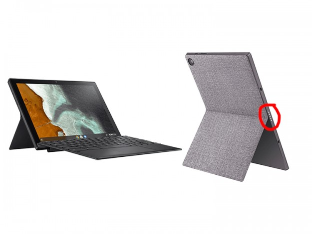 Еще не представленный планшет ASUS на базе Chrome OS замечен в зарубежных интернет-магазинах