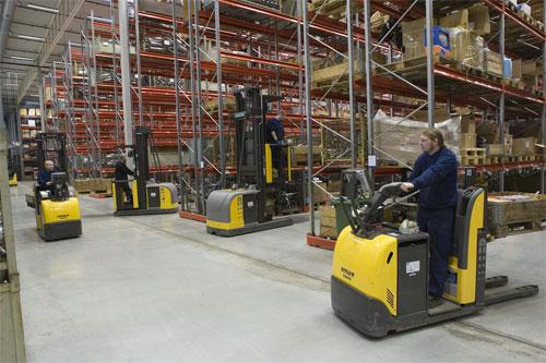 Широкий ассортимент техники для склада по выгодным ценам