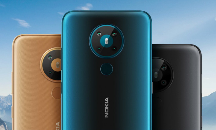 Ведущая бюджетка Nokia с NFC и чистым Android по спеццене в Tmall