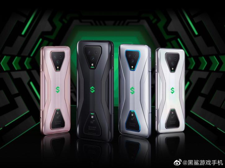 Xiaomi Black Shark 4 в TENAA! Вот подтверждённые технические детали