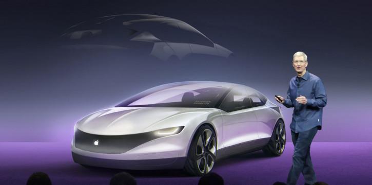 Apple и Hyundai близки к соглашению, бета-версия автомобиля уже 2022
