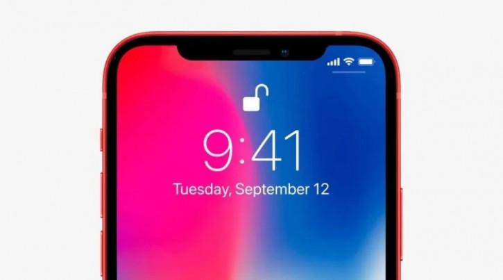 Удвоенный объём памяти и новая «бровь»: новые слухи об iPhone 13 Pro