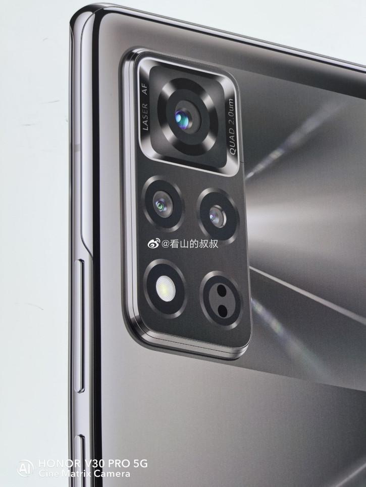 Камера Honor V40 под прицелом: дизайн и составляющие