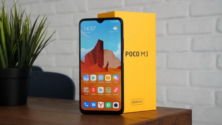 Обзор POCO M3: народный смартфон с Full HD