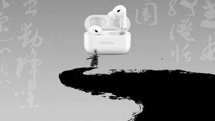 Приятная скидка на новейшие TWS-наушники Meizu POP Pro на AliExpress