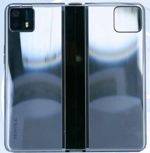 Royole FlexPai mini: компактный корпус с камерой внутри (???)