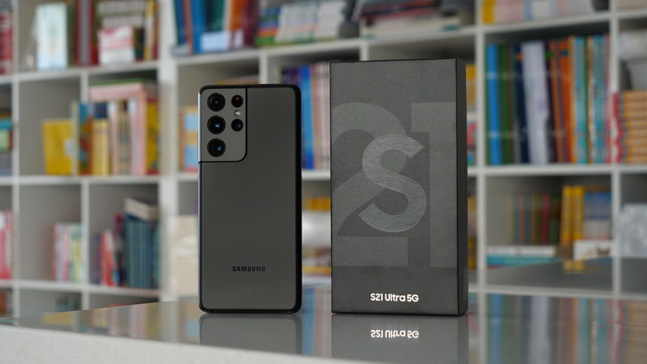 Samsung начала продажи Galaxy S21, Galaxy S21+ и Galaxy S21 Ultra
