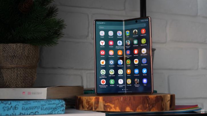 ВИДЕО: Обзор Samsung Galaxy Z Fold 2 – будущее за складными экранами