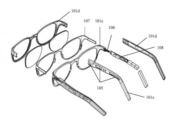 Xiaomi запатентовала смарт-очки с терапевтическими функциями