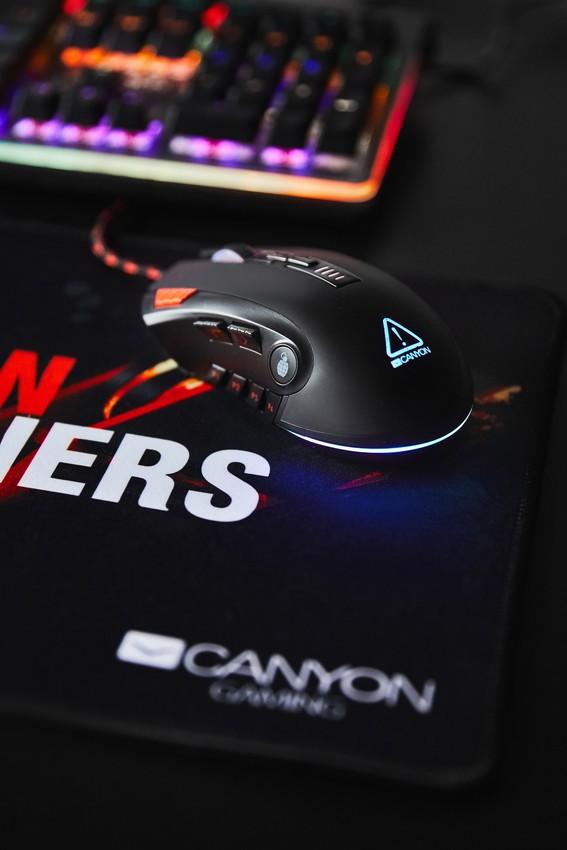 Canyon анонсировал игровую мышь с высокой скоростью реагирования