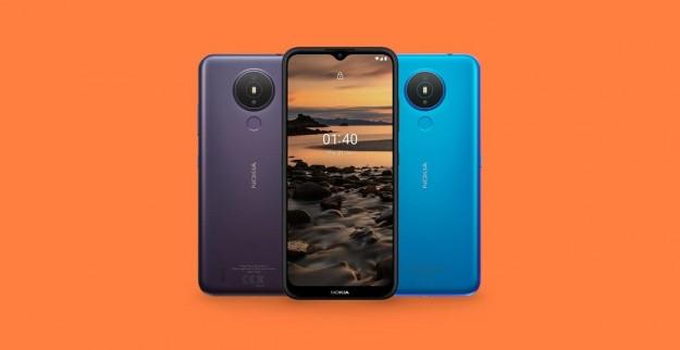 HMD Global анонсирует новый смартфон Nokia 1.4 - цена в Украине 2999 грн