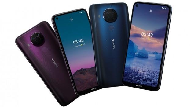 Новый смартфон Nokia 5.4 уже на рынке Украины
