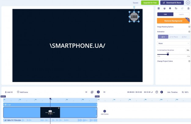 Видеоредактор InVideo - видео с эффектами за 5 минут. Плюс шаблоны и удобный интерфейс!