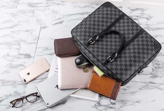Все, что нажито, ношу с собой: выбираем сумки для ноутбуков на 16 дюймов