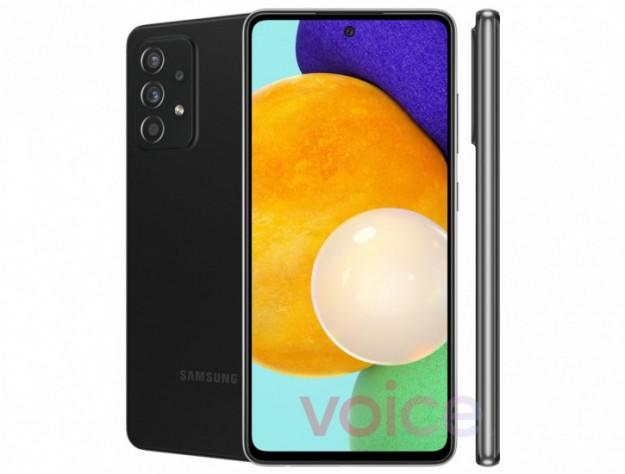 Samsung Galaxy A52 и A72 порадуют дисплеями высокой частоты