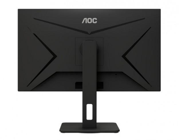 Профессиональный портфель AOC получил три новых монитора с высоким разрешением
