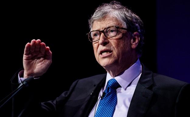 Билл Гейтс предпочитает Android и не любит Bitcoin