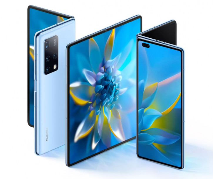 Анонс Huawei Mate X2 – новый взгляд на складные смартфоны