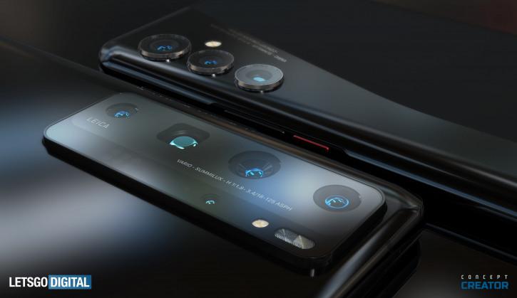 Дизайн и камеры серии Huawei P50 будут серьёзно переработаны
