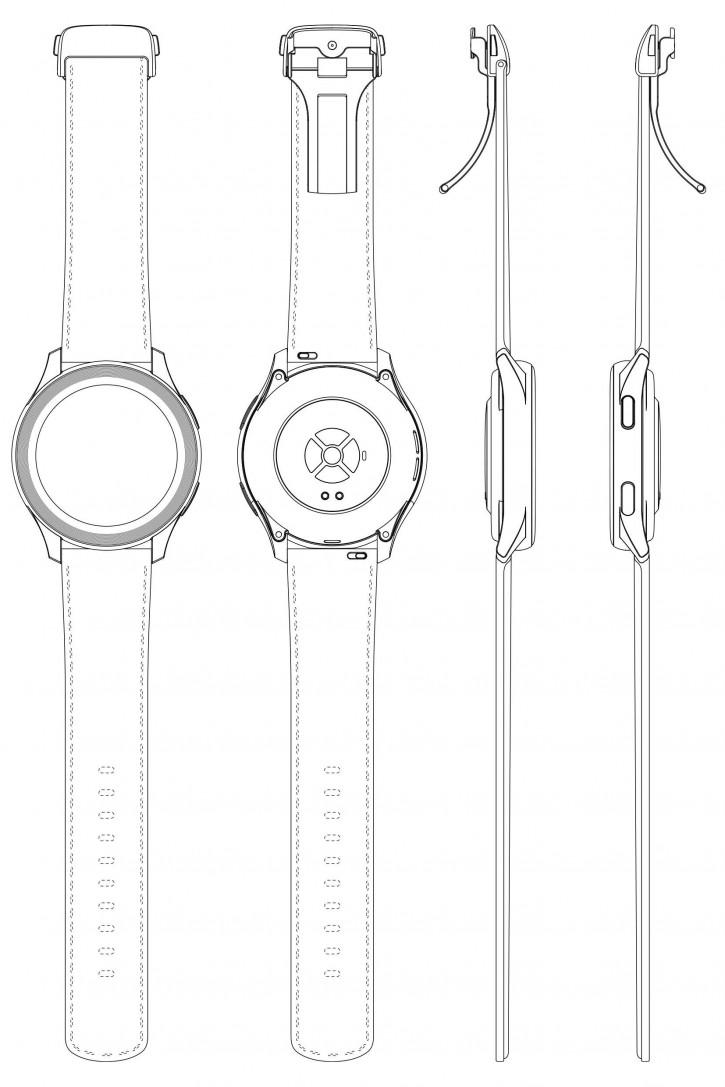 Дизайн первых умных часов OnePlus раскрыт немецким регулятором