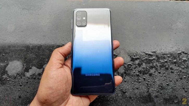 Ещё один «народный» смартфон Samsung получает Android 11 раньше срока