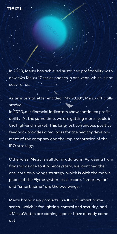Meizu жива! Компания поделилась планами на будущее