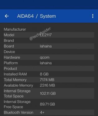 Много технических подробностей по OnePlus 9