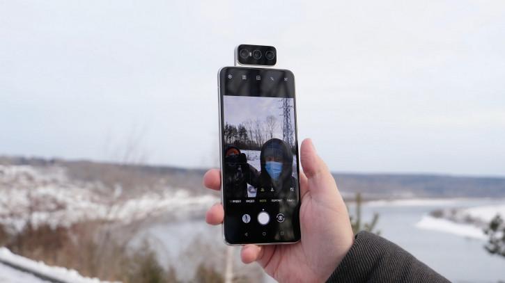 Обзор ASUS Zenfone 7 Pro: уникальная камера стала еще лучше