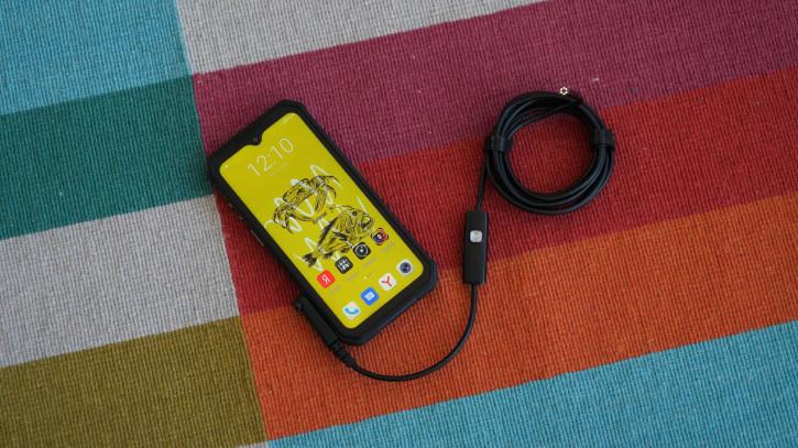 Обзор Ulefone Armor 9: эндоскоп и тепловизор в смартфоне