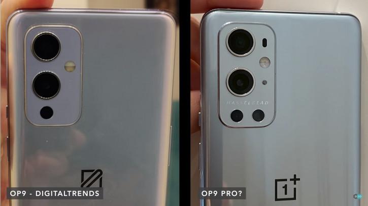OnePlus 9 Pro с камерой Hasselblad впервые на живых фото