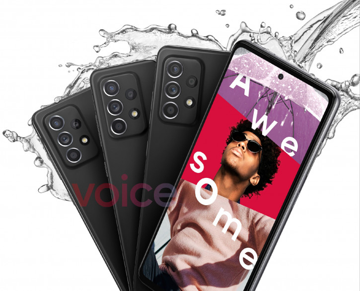Полезная фишка Samsung Galaxy A52 подтверждена промо-материалами