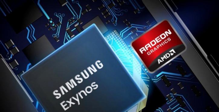"""Озвучены более конкретные сроки презентации """"графики"""" AMD для Samsung"""