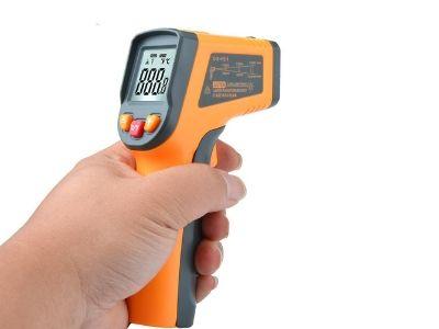Особенности применения современных бесконтактных термометров
