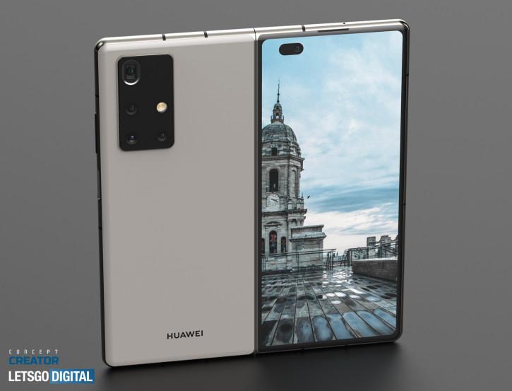 Не такой как Samsung: анонс Huawei Mate X2 уже в феврале?