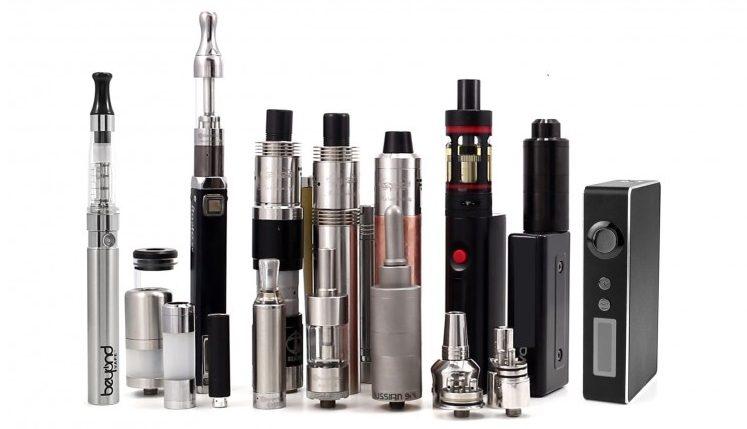 Большой выбор электронных сигарет, жидкостей и расходных материалов к ним