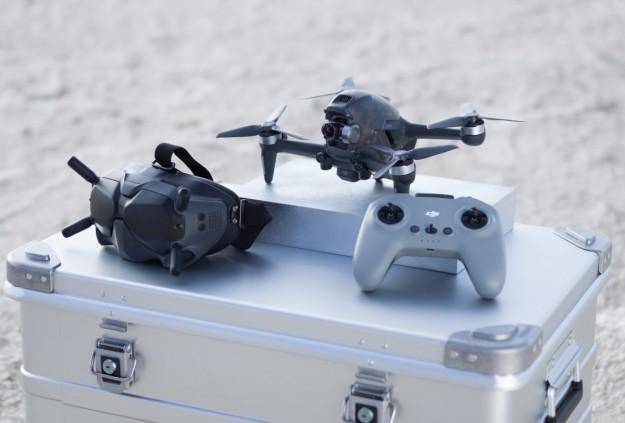 DJI FPV - новые впечатления от полета. Больше чем просто квадрокоптер!