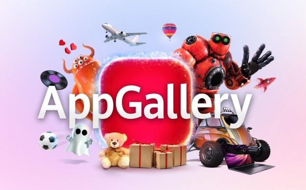 Huawei AppGallery: за год загрузки приложений выросли вдвое